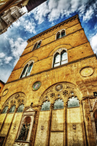 The church of Orsanmichele