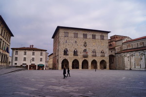 The Palazzo Comunale (Town Hall)