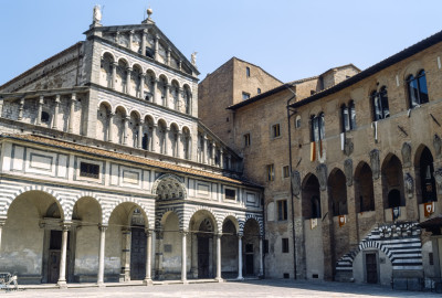 The Duomo of Pistoia