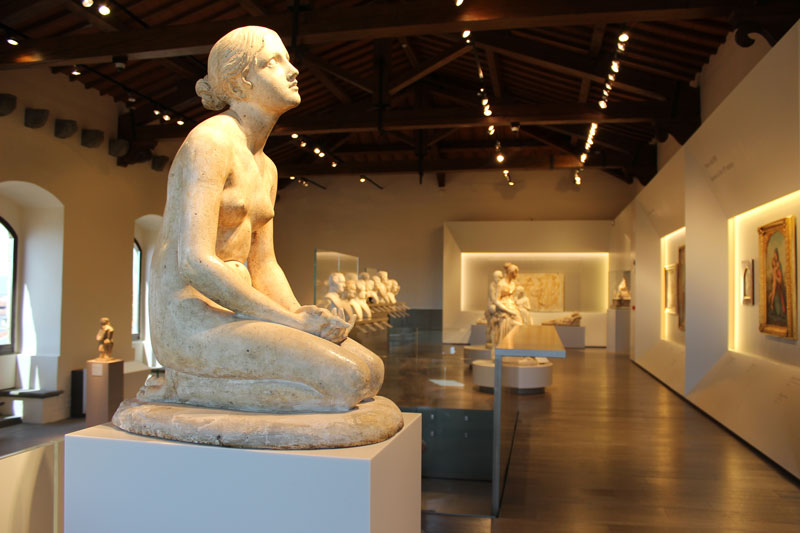 The Museum of Palazzo Pretorio in Prato